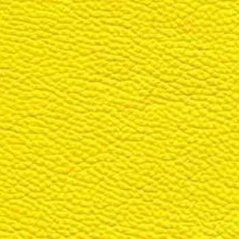 Leder gelb